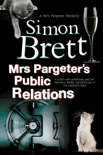 Mrs Pargeter's Public Relations - Mrs Pargeter Mystery 8 (Hardback)