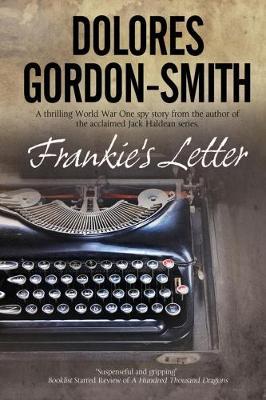 Frankie's Letter (Hardback)