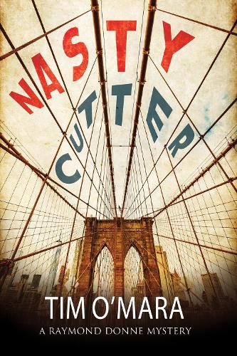 Nasty Cutter: A Mystery Set in New York (Hardback)