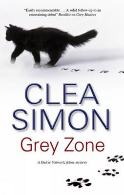 Grey Zone - A Dulcie Schwartz Cat Mystery 3 (Hardback)