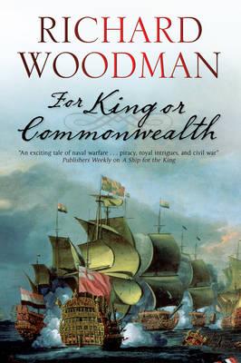 For King or Commonwealth - A Kit Faulkner Naval Adventure 2 (Hardback)