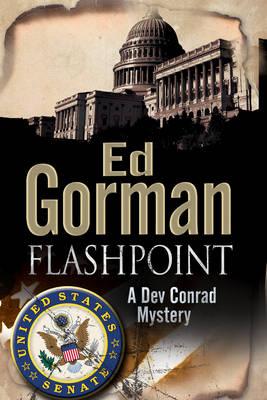 Flashpoint - A Dev Conrad Political Thriller 4 (Hardback)