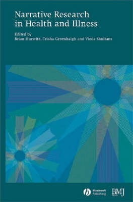 Narrative Research in Health and Illness (Paperback)
