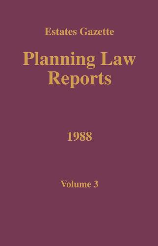 PLR 1988 (Paperback)