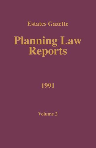 PLR 1991 (Paperback)