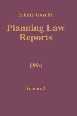 PLR 1994 (Paperback)