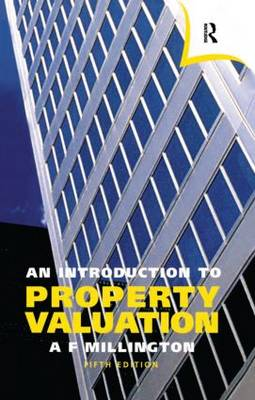 An Introduction to Property Valuation (Paperback)