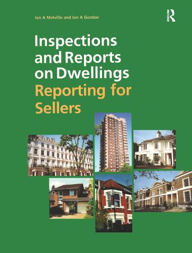 Inspections and Reports on Dwellings: Reporting for Sellers (Paperback)