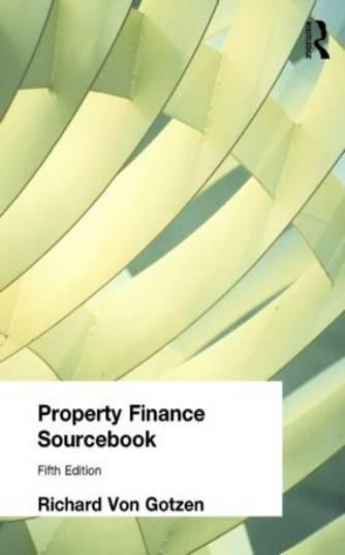 Property Finance Sourcebook (Hardback)
