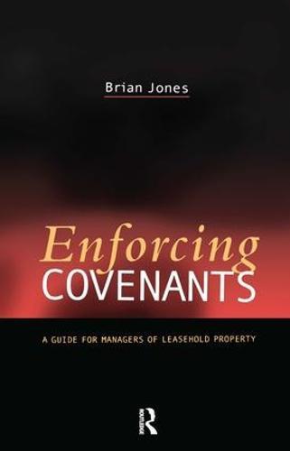 Enforcing Covenants (Paperback)