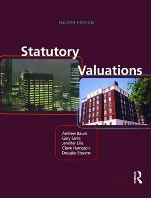 Statutory Valuations (Paperback)