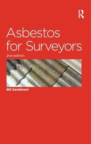 Asbestos for Surveyors (Paperback)