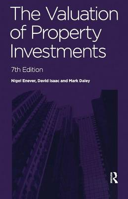 The Valuation of Property Investments (Paperback)