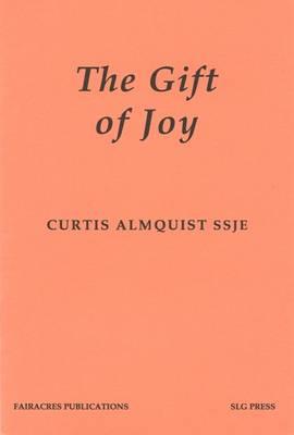 The Gift of Joy - Fairacres Publications FP164