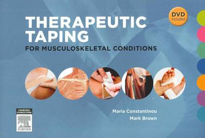 Therapeutic Taping for Musculoskeletal Conditions (Spiral bound)