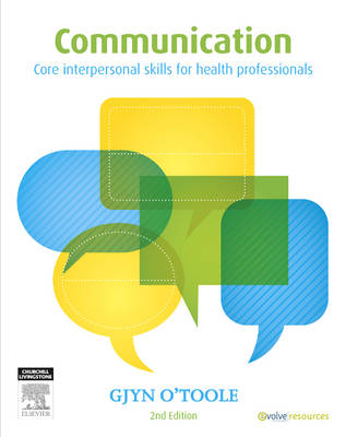Communication: Core Interpersonal Skills for Health Professionals (Paperback)