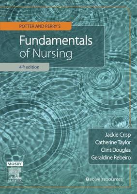 Potter & Perry's Fundamentals of Nursing (Hardback)