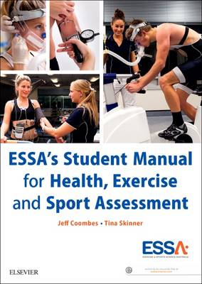 ESSA's Student Manual for Health, Exercise and Sport Assessment (Spiral bound)