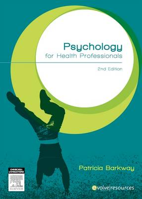 Psychology for Health Professionals (Paperback)