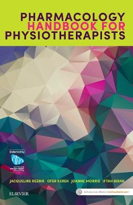 Pharmacology Handbook for Physiotherapists (Paperback)
