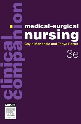 Clinical Companion: Medical-Surgical Nursing (Paperback)