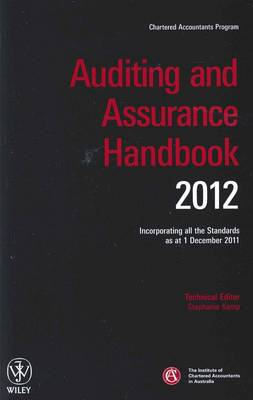 Auditing and Assurance Handbook 2012: Incorporating all the Standards as at 1 December 2011 (Paperback)