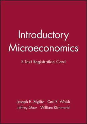 Introductory Microeconomics E-Text Registration Card (Paperback)