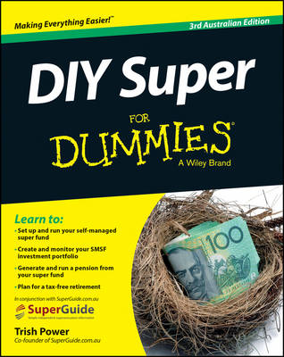 DIY Super For Dummies (Paperback)