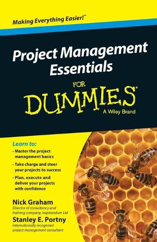 Project Management Essentials For Dummies, Australian and New Zealand Edition (Paperback)