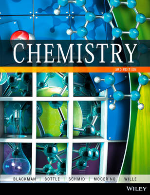 Chemistry 3E WileyPLUS Stand-Alone Card - Wiley Plus Products (Paperback)