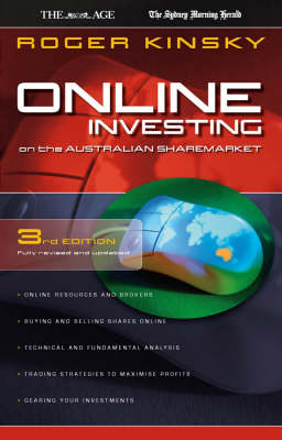 Online Investing on the Australian Sharemarket (Paperback)