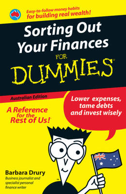 Sorting Out Your Finances For Dummies (Paperback)