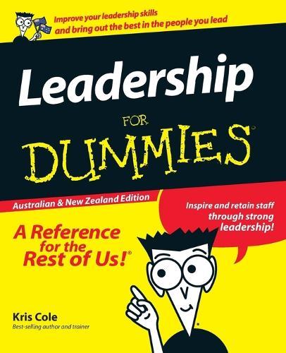 Leadership For Dummies (Paperback)