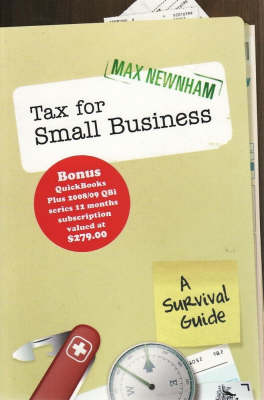 Tax for Small Business: A Survival Guide (Paperback)