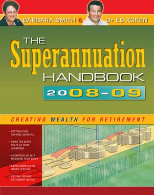 The Superannuation Handbook 2008-09 (Paperback)