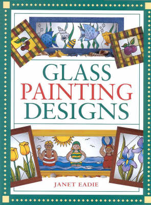 Glass Painting Designs (Paperback)
