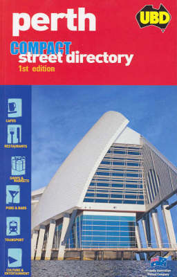 Perth 2005 - Gregory's Compact Street Directories S. (Paperback)