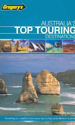 Australia's Top Tourist Destinations (Spiral bound)