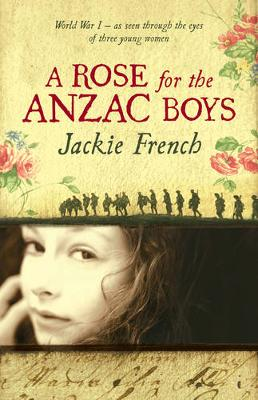 A Rose for the Anzac Boys (Paperback)