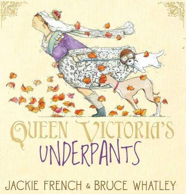 Queen Victoria's Underpants (Hardback)