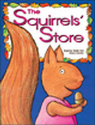 The Squirrels Store (Tape UK) (Paperback)