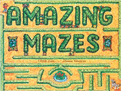 Amazing Mazes (Tape UK) (Paperback)