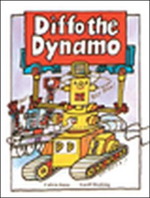 Diffo the Dynamo (Tape UK) (Paperback)