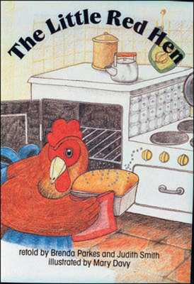 The Little Red Hen Small (Paperback)