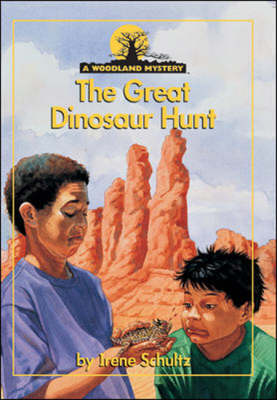 The Great Dinosaur Hunt - Woodland Mysteries (Paperback)