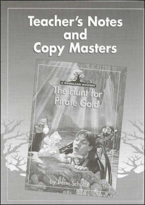 Hunt for Pirate Gold: Teachers Notes - Woodland Mysteries (Paperback)