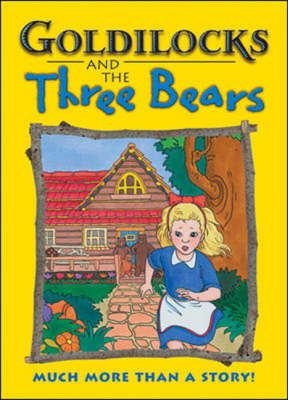Goldilocks and the Three Bears Big Book and E-Book - Inside Stories Traditional Tales