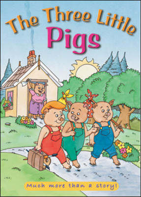 The Three Little Pigs Big Book and EBook by David Hornsby