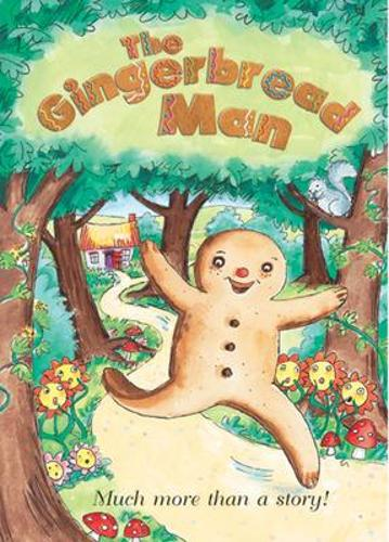 The Gingerbread Man Small Book - Inside Stories Traditional Tales (Paperback)