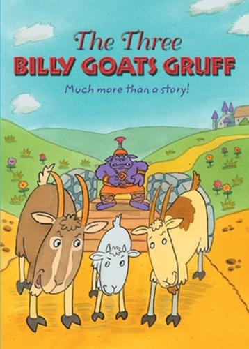 The Three Billy Goats Gruff Small Book - Inside Stories Traditional Tales (Paperback)